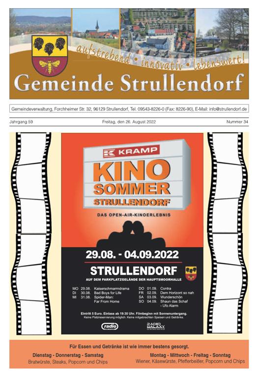 gemeinde strullendorf mitteilungsbl tter. Black Bedroom Furniture Sets. Home Design Ideas